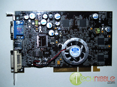 Video Card with Stock Fan