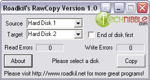 Raw Copier