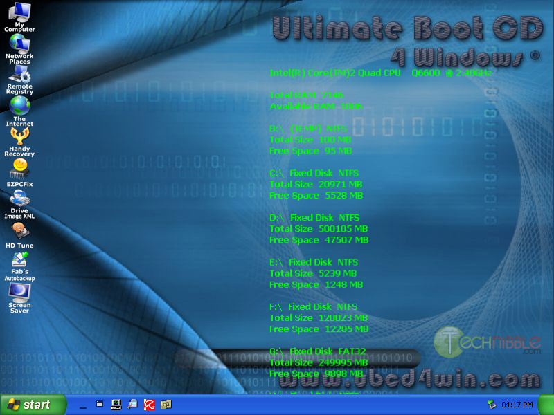 Ultimate boot cd for windows free deluxe edition 2017