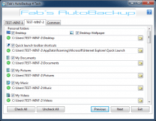 Fabs Autobackup