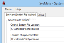 SysMate - System File Walker Featured