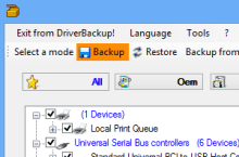 DriverBackup Featured