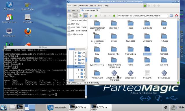 basis partition verkleinern windows 10