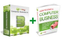 Computer Business Kit v3 and How to Start a Computer Business Book