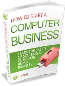 Avoid When Starting A Computer Repair